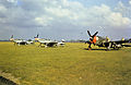 RAF Fowlmere - Flightline.jpg