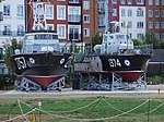RTTL 2757 and Pinnace 63 ft. mk. 1 (30522711178).jpg