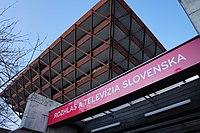 Radio and Television Slovakia (Rozhlas a televízia Slovenska), Bratislava.JPG