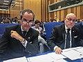 Rafael Grossi y Jorge Faurie en la OIEA.jpg