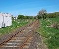 Railway line, Magilligan - geograph.org.uk - 1859734.jpg