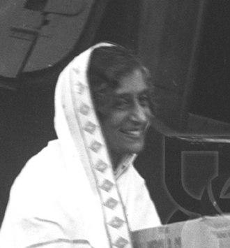 Amrit Kaur - Image: Rajkumari Amrit Kaur