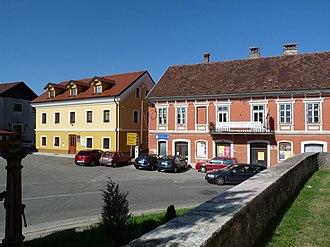 Raka, Krško - Image: Raka