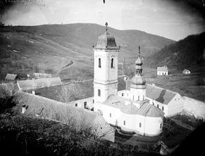 Rakovac monastery - Rakovac monastery in 1885
