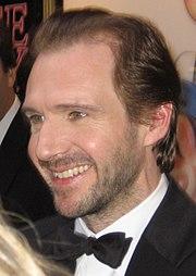 Ralph Fiennes, l'acteur incarnant Voldemort.