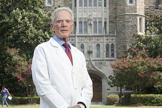 Ralph Snyderman Chancellor of Duke University