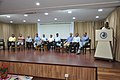 Rama Sarma Dhulipati Speaks - Ganga Singh Rautela Retirement Function - NCSM - Kolkata 2016-02-29 1426.JPG