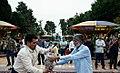 Ramadan 1439 AH, Iftar at Haft Howz sq, Tehran - 29 May 2018 05.jpg