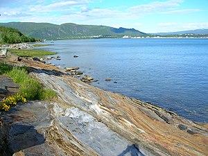 Ranfjord - Image: Ranfjorden north 05