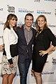 Rashida Jones, Andy Cohen, and Krista Smith (7116540249).jpg