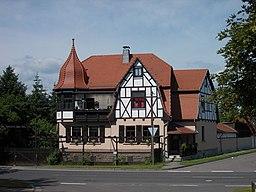 Kirchallee in Rastenberg