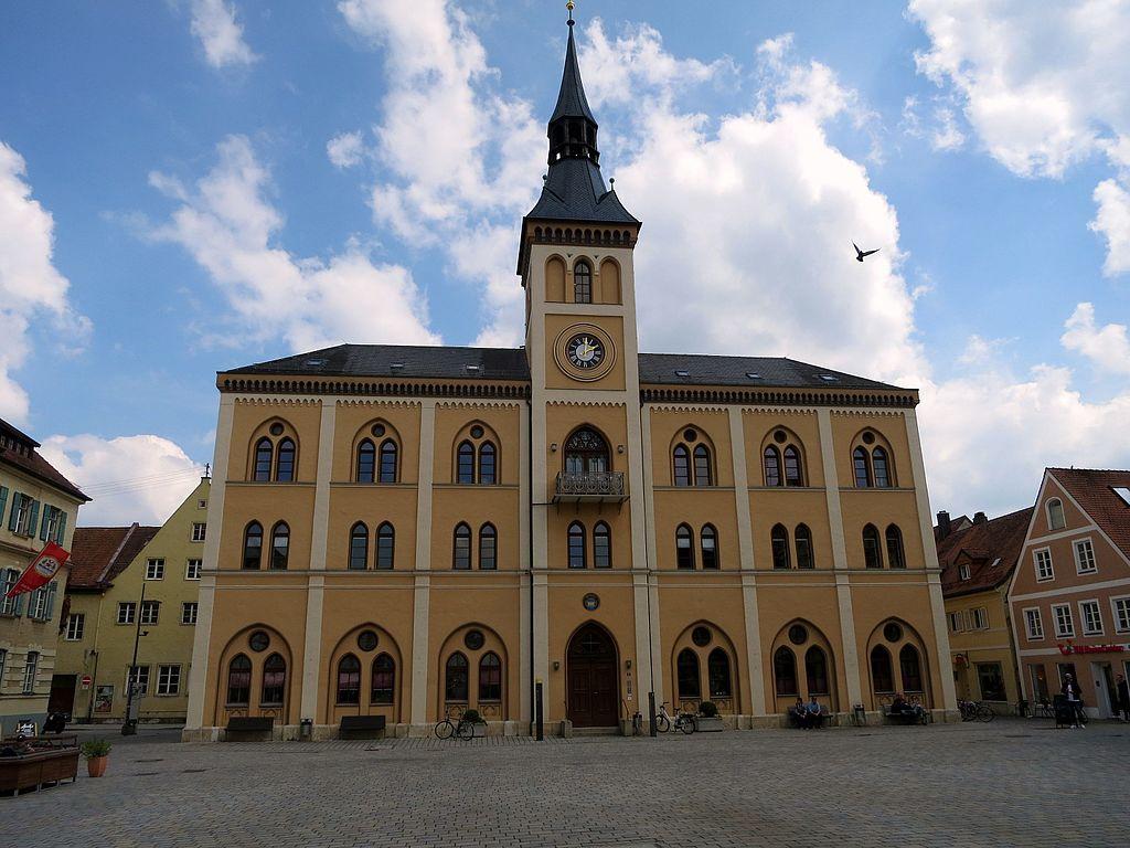 Rathaus Pfaffenhofen an der Ilm