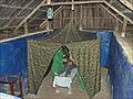 Reconstitution dune salle dhôpital (Cu Chi) (6819418653).jpg
