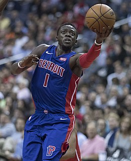 Reggie Jackson (basketball, born 1990) American basketball player