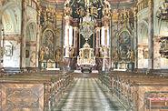 Rein Monastery inner