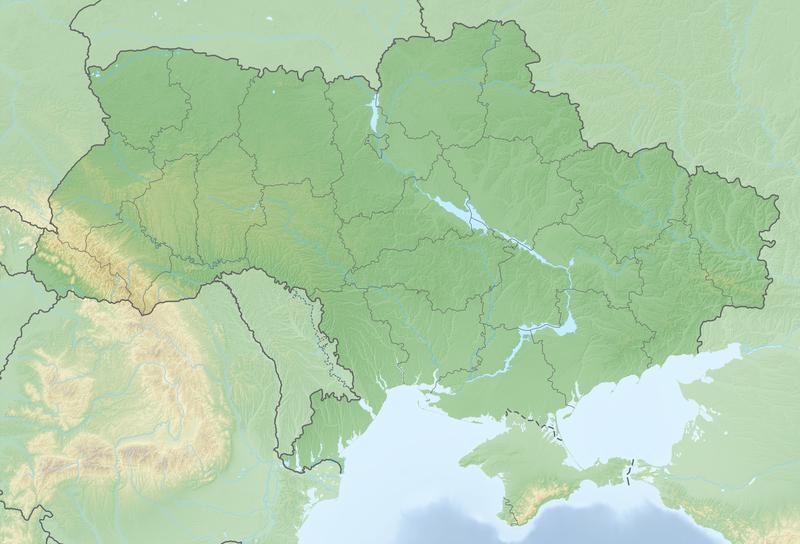 List of power plants in Ukraine (Ukraine)