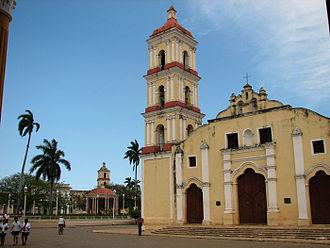 Remedios, Cuba - Iglesia Mayor in Remedios