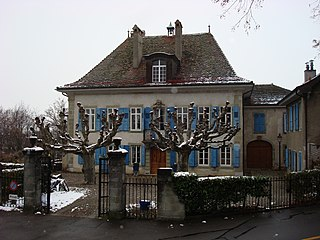 Renens Place in Vaud, Switzerland