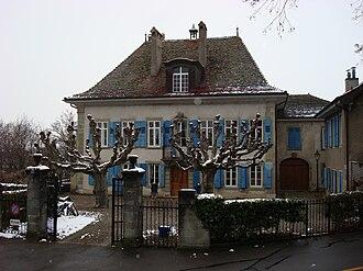 Renens - Renens castle