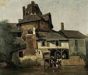 La Tour d'Apigné à Rennes