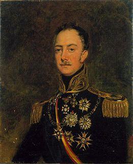 António José Severim de Noronha, 1st Duke of Terceira Prime Minister of Portugal