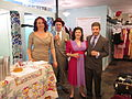 Retro Active Mens Lounge Opening Courreges 1.JPG