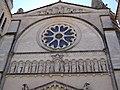 Revel(Haute-Garonne, Fr) statues Christ + 12 apôtres.JPG