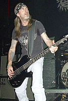 Rex Brown -  Bild