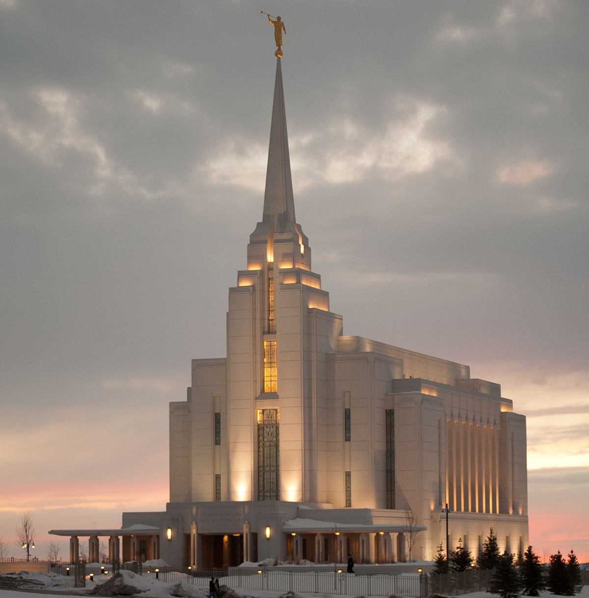 Church Website Design Rexburg Idaho Temple -...