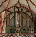 Rheingauer Dom, Geisenheim, Organ as seen from choir 20140904 1.jpg