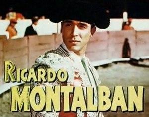 Ricardo Montalbán - As Mario Morales in Fiesta