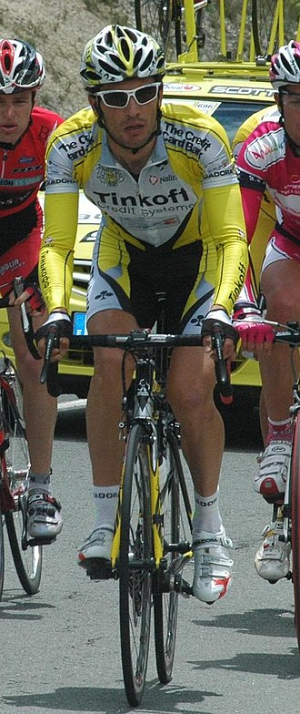 Biological passport - Ricardo Serrano was one of the five first riders that UCI opened a biological passport case against, in 2009.