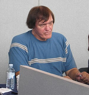 Richard Kiel - Kiel at the 2004 Collectormania