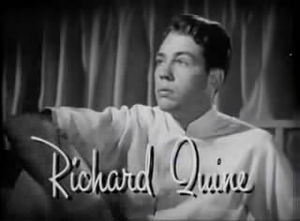 Richard Quine - Quine in Dr. Gillespie's New Assistant