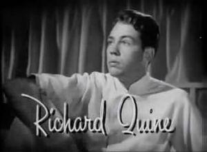 Quine, Richard (1920-1989)