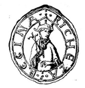 Richeza of Lotharingia - 'Richeza Regina' seal