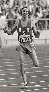 Rick Wohlhuter American middle-distance runner