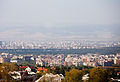 Ride with Simeonovo Cablecar to Aleko, view to Sofia 2012 PD 066.jpg