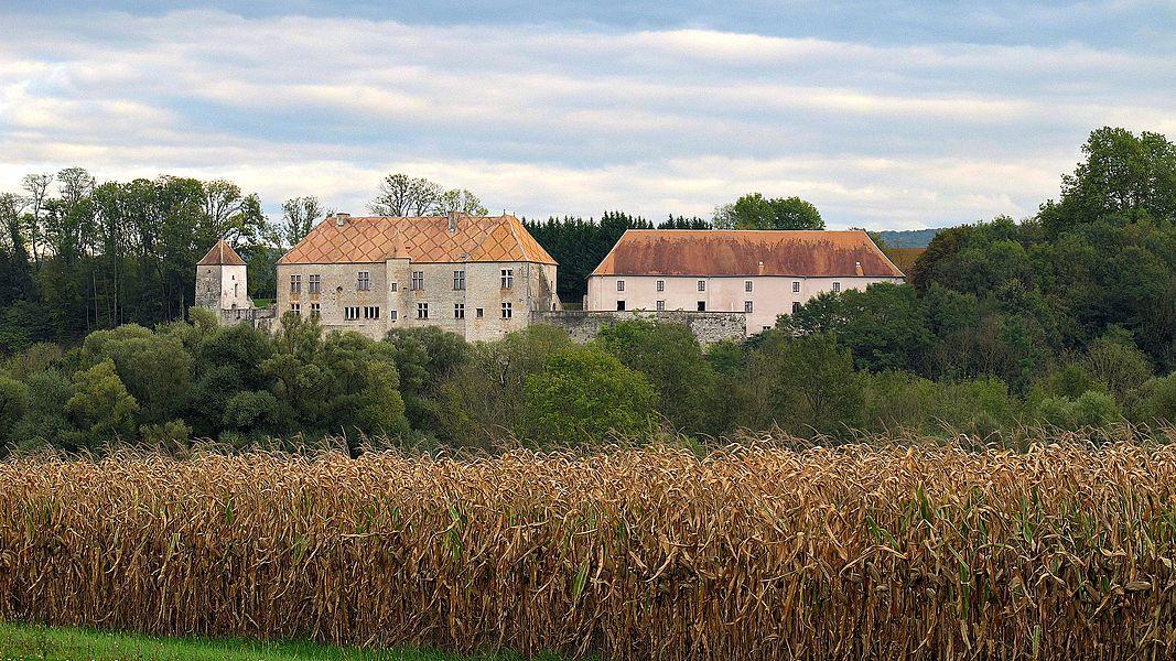 Château de La Roche (Inscrit)