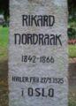 Rikard Nordraak-first grave in Berlin-backside-ME fec.jpg