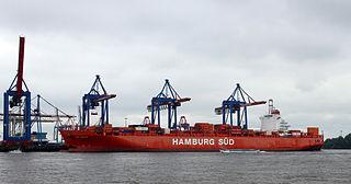 <i>Rio Bravo</i> (ship) Romanian container ship