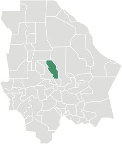 Municipality of Riva Palacio in Chihuahua