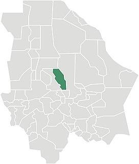 San Andrés, Chihuahua Town in Chihuahua, Mexico