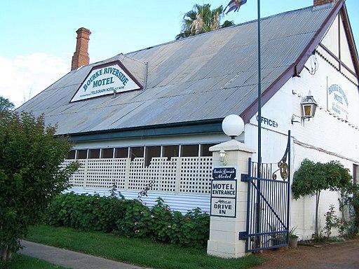 Riverside-Motel-Bourke-NSW