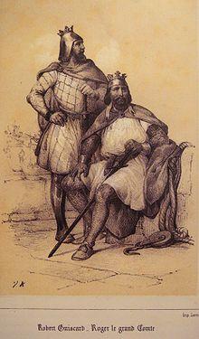 Roberto e Ruggero d'Altavilla
