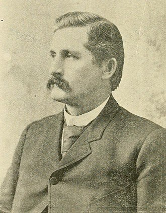 Robert Dollard - Frontispiece of 1906's Recollections of the Civil War and Going West to Grow Up with the Country by Robert Dollard