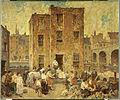 Robert Spencer - Mountebanks and Thieves - Google Art Project.jpg