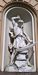 Ilmarinen god in Finnish mythology