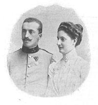 Robert und Maria Immakulata von Wuertemberg 1900 Adele.jpg