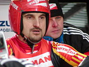 Rodel-Weltcup-2005-Oberhof-Hackl